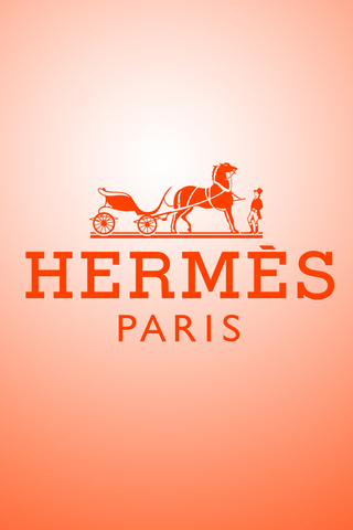 Hermes iPod Touch Wallpaper