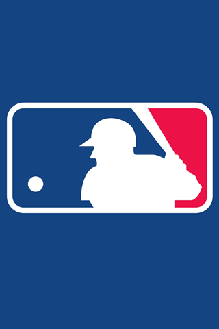 MLB Logo iPod Touch Wallpaper