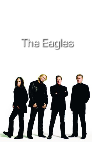 The Eagles iPod Touch Wallpaper