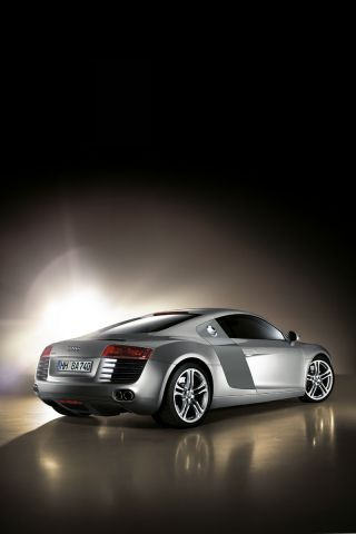 Audi iPod Touch Wallpaper