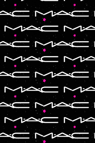 Mac Cosmetics iPod Touch Wallpaper