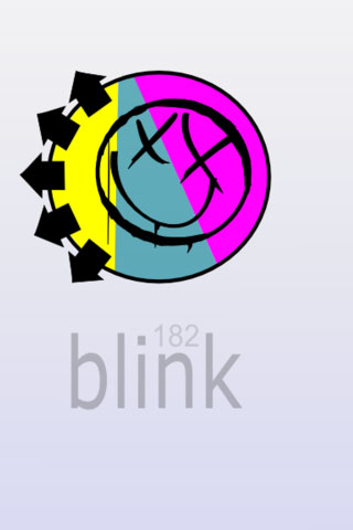Blink 182 iPod Touch Wallpaper