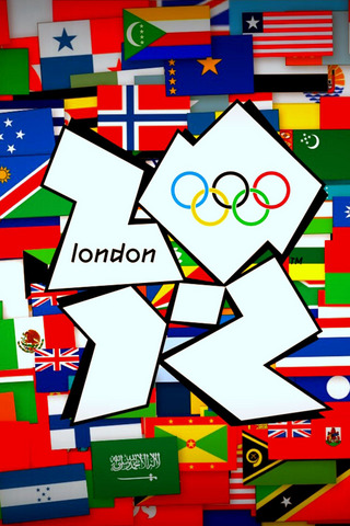 London Olympics 2012 iPod Touch Wallpaper