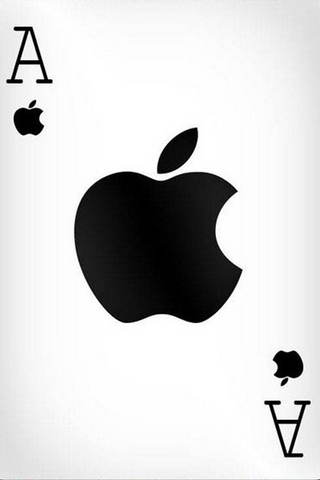Apple Ace iPod Touch Wallpaper