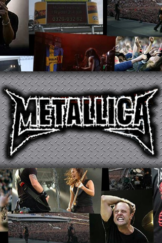 Metallica iPod Touch Wallpaper