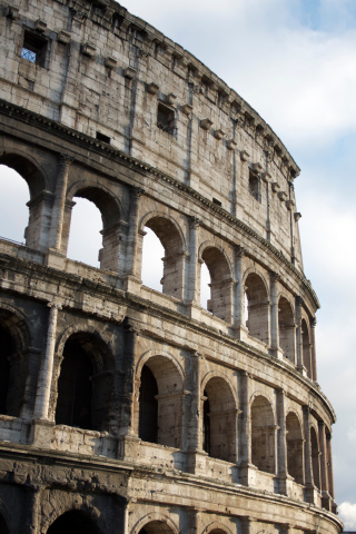 Colosseum iPod Touch Wallpaper
