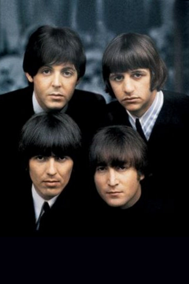 Beatles IPod Touch Wallpaper