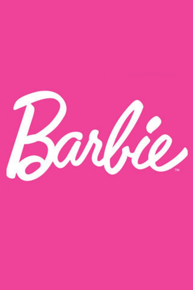 barbie logo tattoo. Barbie Logo iPod Touch