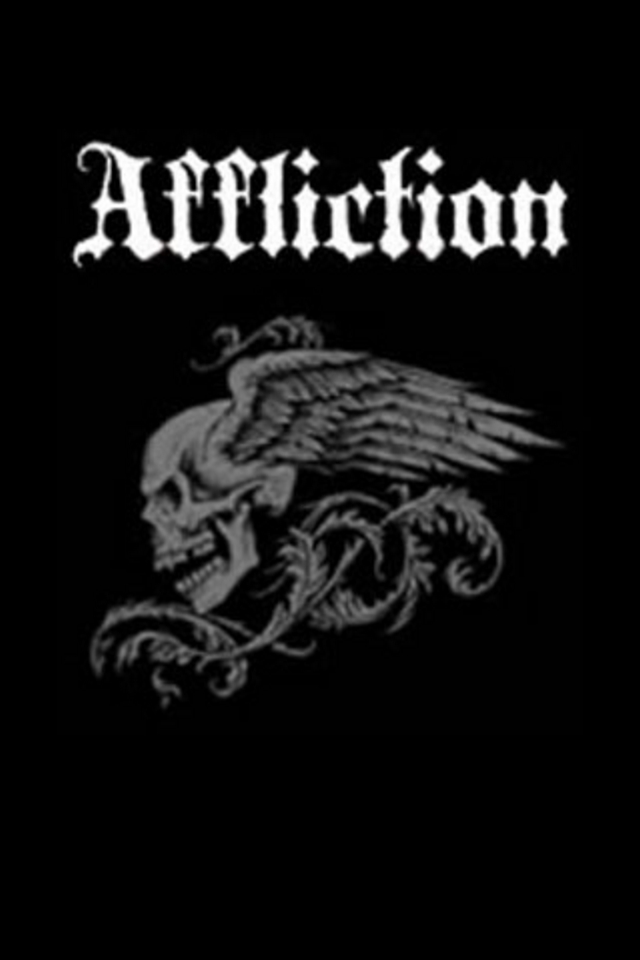 Affliction IPod Touch Wallpaper