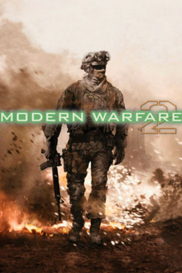 Modern Warfare 2 Hd Wallpaper Download Touch Call Of Duty