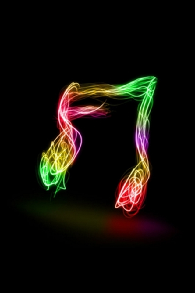 Music note ipod touch wallpaper background and theme - Cool ipod wallpapers ...