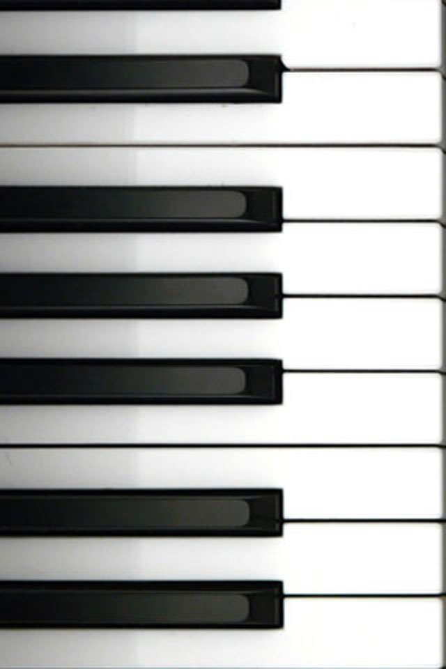 Piano Ipod Touch Wallpaper Background And Theme