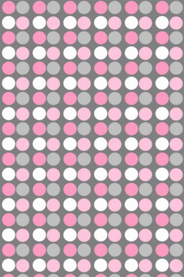 Polka Dots Ipod Touch Wallpaper Background And Theme