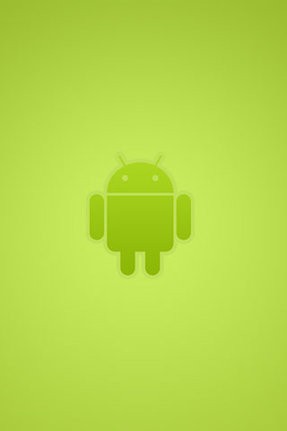 Android Logo iPod Touch Wallpaper
