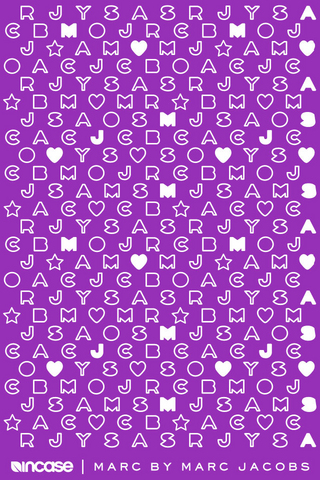 Marc Jacobs iPod Touch Wallpaper