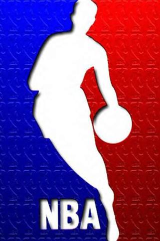 NBA Logo iPod Touch Wallpaper