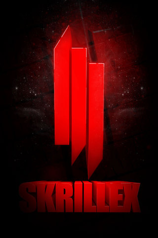 Skrillex iPod Touch Wallpaper