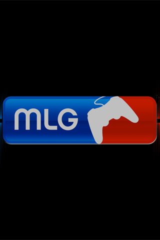 MLG Logo iPod Touch Wallpaper