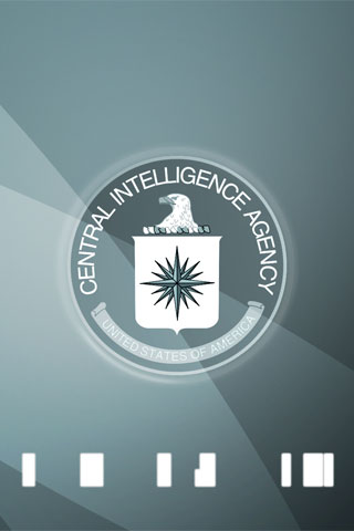 CIA iPod Touch Wallpaper