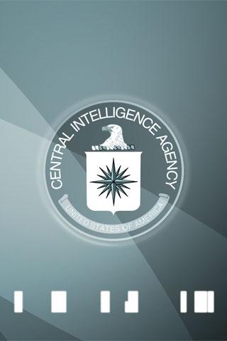 CIA iPod Touch Wallpaper