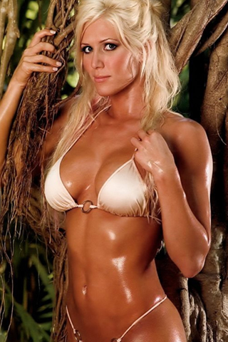 Torrie Wilson iPod Touch Wallpaper