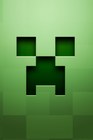 Minecraft iPod Touch Wallpaper