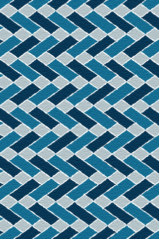 Zigzag iPod Touch Wallpaper