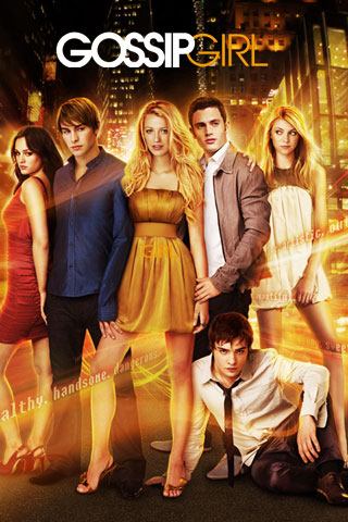 Gossip Girl iPod Touch Wallpaper