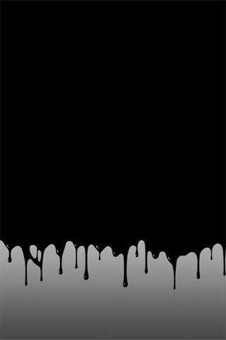 Drop iPod Touch Wallpaper