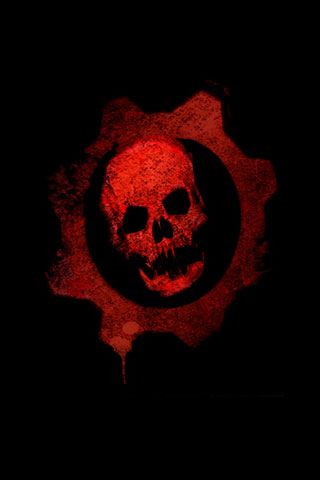 Gears of War iPod Touch Wallpaper