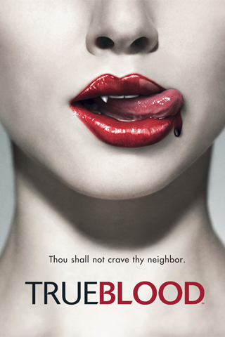 True Blood iPod Touch Wallpaper