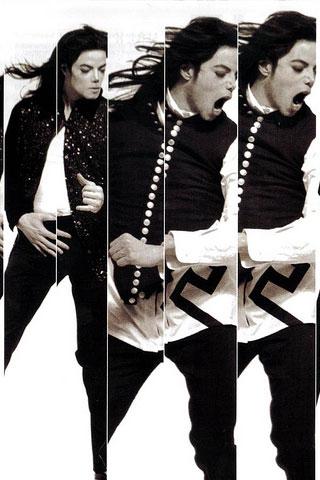 Michael Jackson iPod Touch Wallpaper