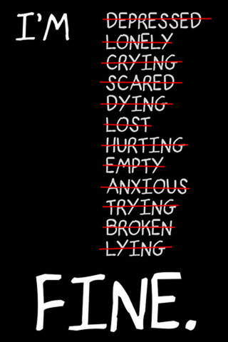 Im Fine iPod Touch Wallpaper