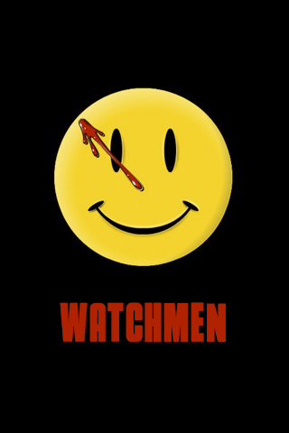 watchmen wallpaper. Watchmen iPod Touch Wallpaper