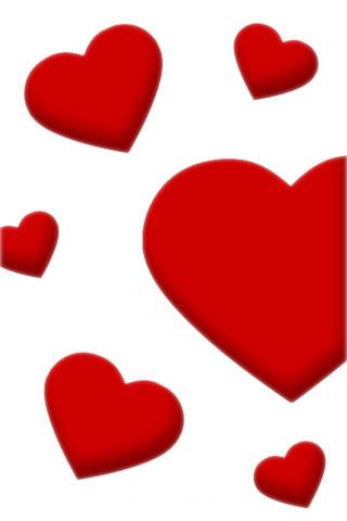 Heart iPod Touch Wallpaper