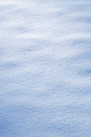 Fresh Snow iPod Touch Wallpaper