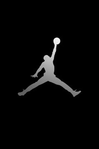 Dunk Logo iPod Touch Wallpaper