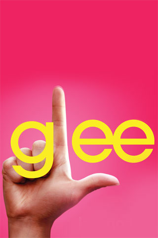 Glee iPod Touch Wallpaper