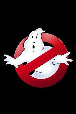 Ghostbusters iPod Touch Wallpaper