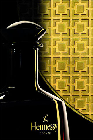 Hennessy Cognac iPod Touch Wallpaper