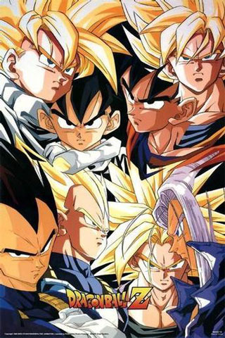dragonballz wallpapers. Dragon Ball Z iPod Touch
