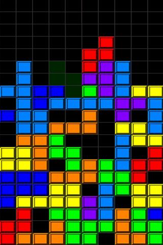 Tetris iPod Touch Wallpaper