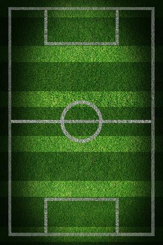 Football Court iPod Touch Wallpaper