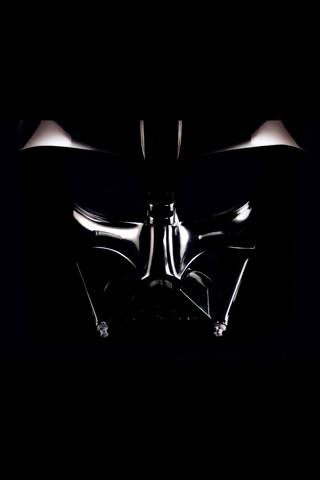 Darth Vader iPod Touch Wallpaper