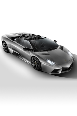 Lamborghini Reventon iPod Touch Wallpaper