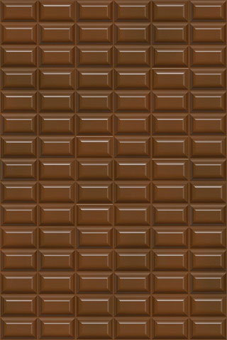 Chocolate iPod Touch Wallpaper