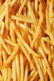 Fries iPod Touch Wallpaper