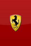 Ferrari iPod Touch Wallpaper