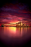 Sydney Opera House iPod Touch Wallpaper