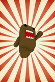 Domo Kun iPod Touch Wallpaper